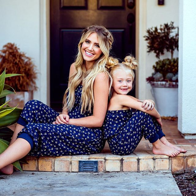 Savannah LaBrant & Family