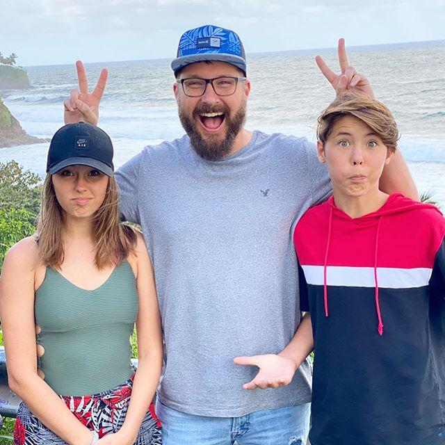 Jason Coffee & Family