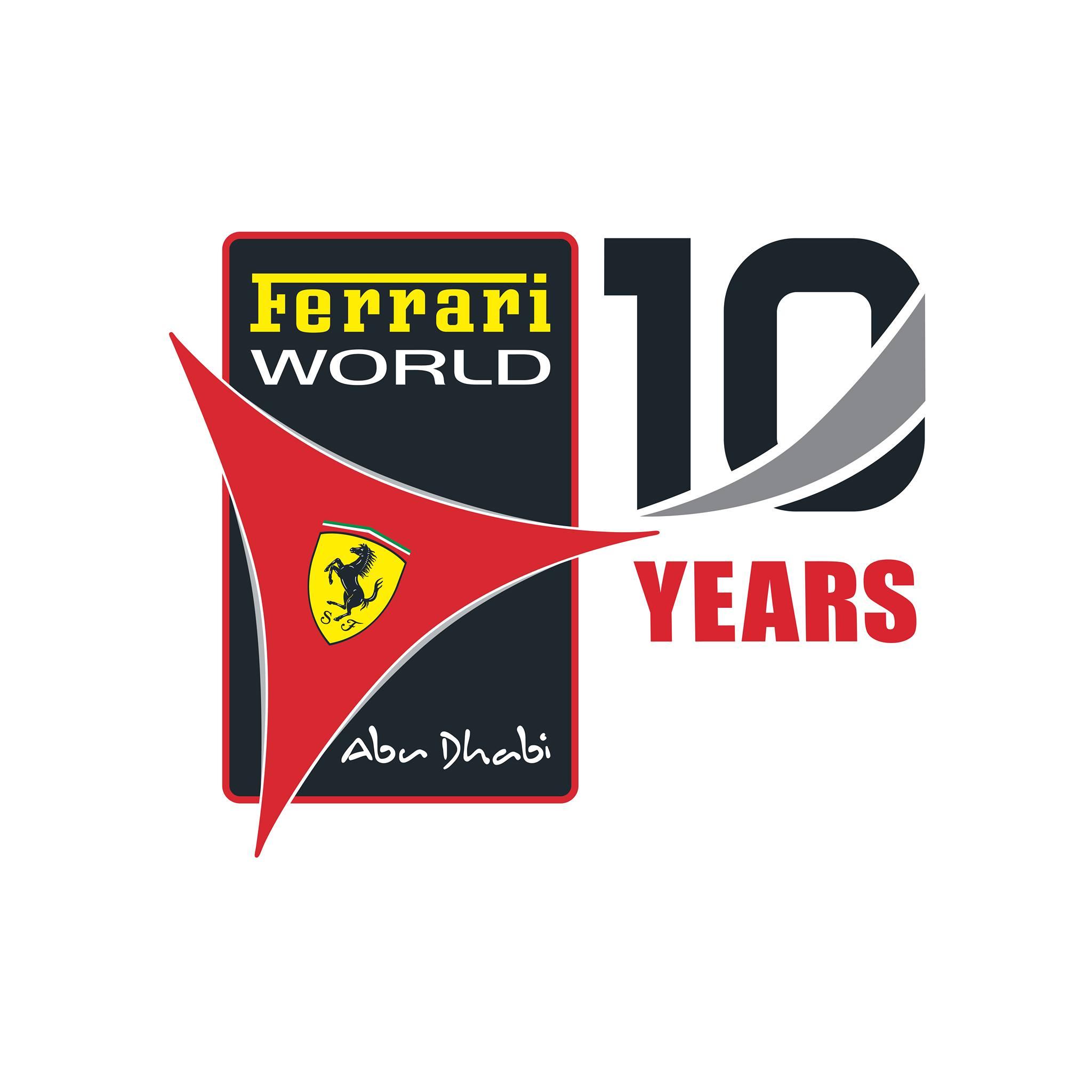 Ferrari World Abu Dhabi, United Arab Emirates